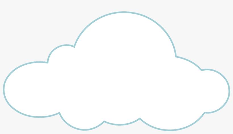 White Cloud Clipart Png - Cloud Png Clip Art - 600x359 PNG