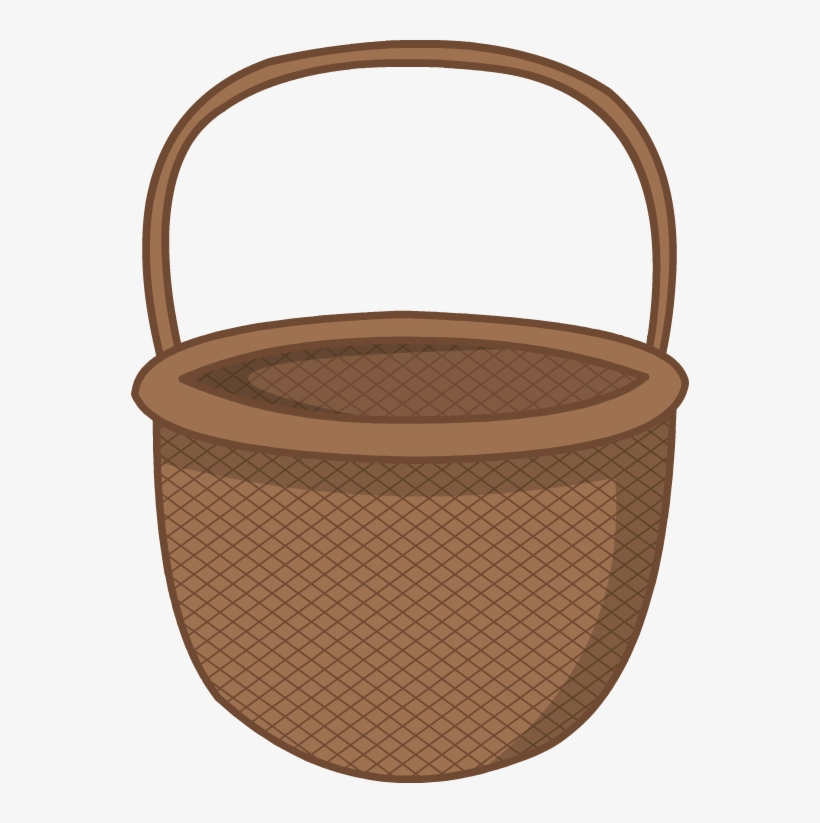 Cartoon Empty Fruit Basket Picnic Basket 558x743 Png Download Pngkit