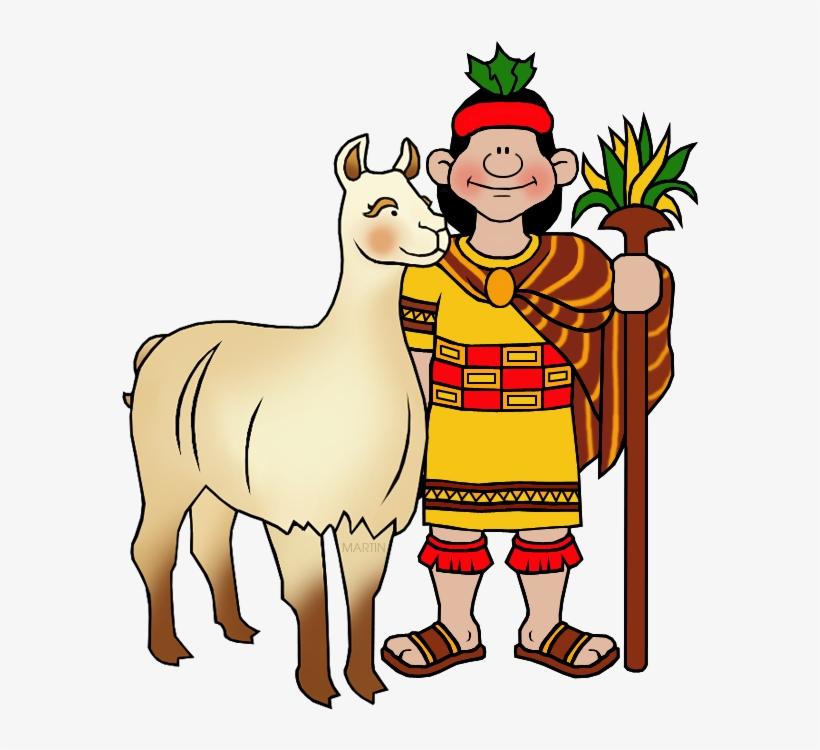 Png Transparent Llama Free On Dumielauxepices Incas Clipart 595x699 Png Download Pngkit