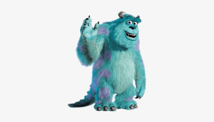 Monster University Characters Png James P - Sulley Monster