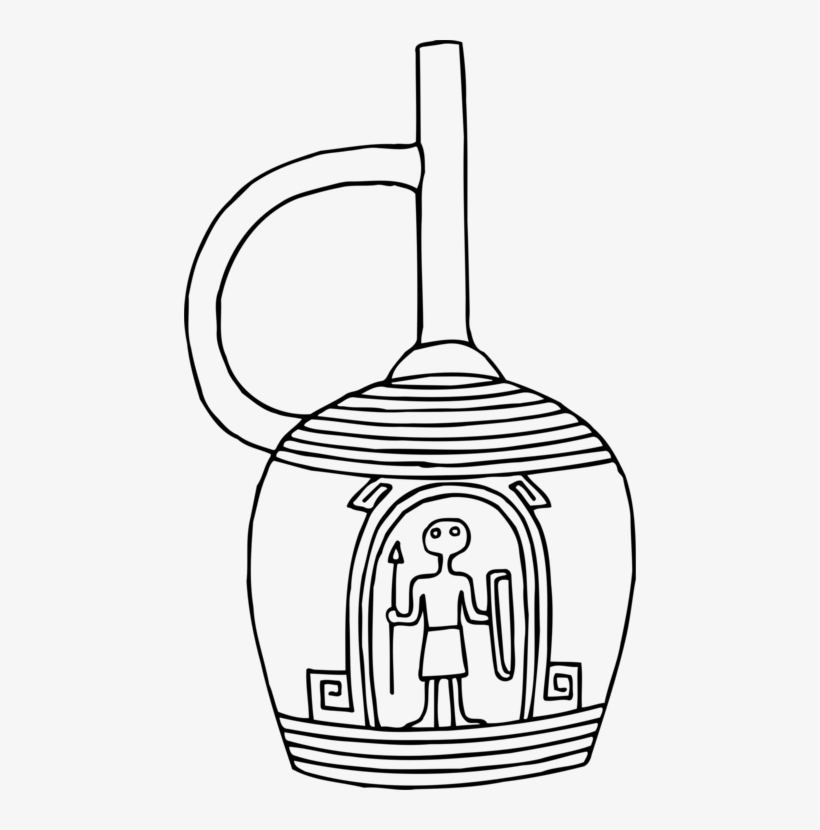 Line Art Drawing Vase Pencil Computer Icons