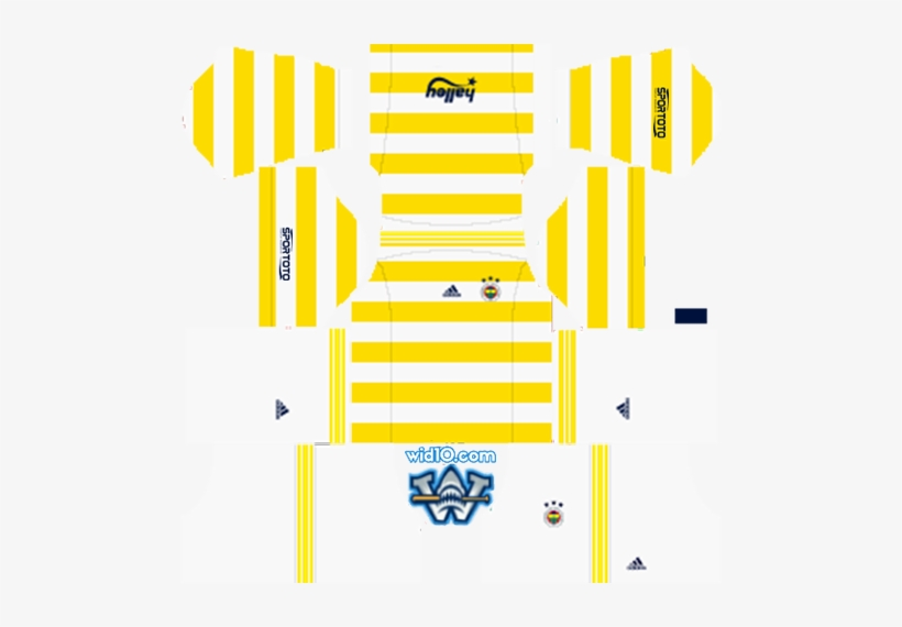 Fenerbahçe 2019 Yeni Sezon Dream League Soccer Fts - Kerala