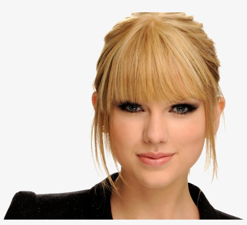 Taylor Swift With Straight Hair 900x734 Png Download Pngkit