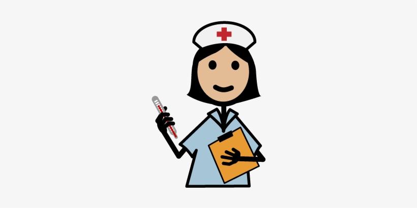 School Nurse's Corner - School Nurse Clipart - 394x336 PNG ...