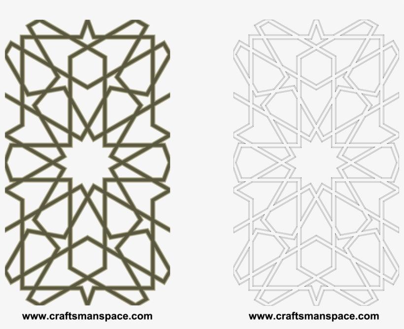 Image Geometric Patterns Png - Islamic Geometric Patterns Png