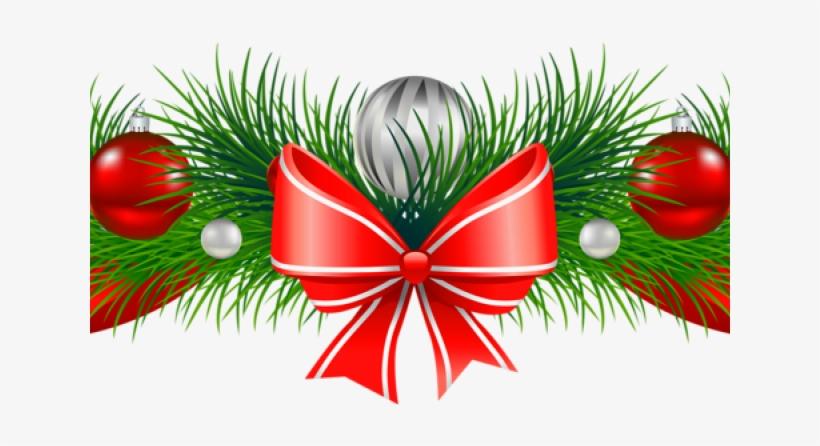 Christmas Garland Clipart Christmas Ornament Garland Clipart Free
