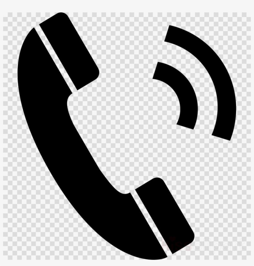 Download Transparent Phone Icon Png Clipart Telephone Call ... (820 x 860 Pixel)