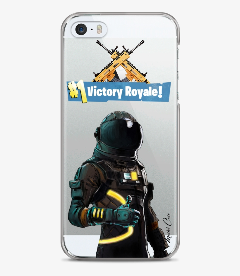 Coque Iphone 5/5s/se Fortnite Victory Royale - Coque Iphone X