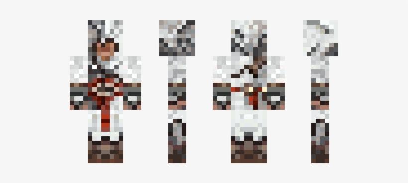 Minecraft Skin Milotic Minecraft Assassins Creed Skin 600x348