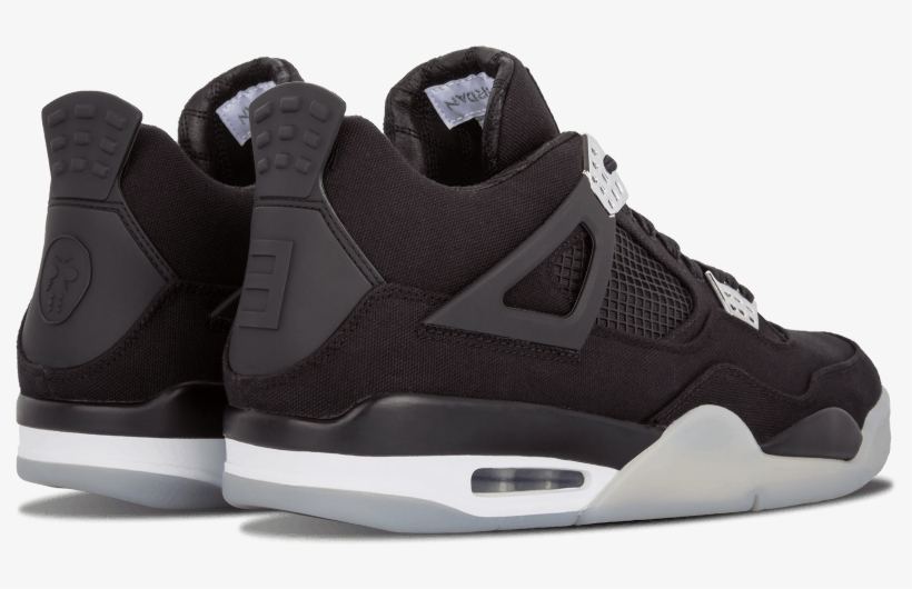 d293f8615b7d Air Jordan 4 Retro Eminem X Carhartt Sample - 1000x600 PNG Download ...