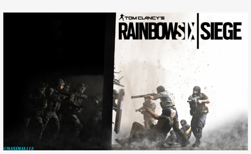 Rainbow Six Siege Game Poster Game Posters Poster