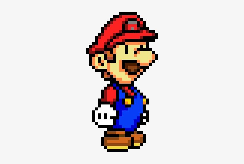 Paper Mario Pixel Art N64 Wii Wii U Dessin Pixel Art