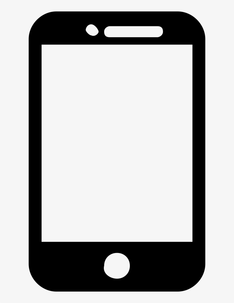 TechnoBoz: Mobile Phone Clipart Black And White Png