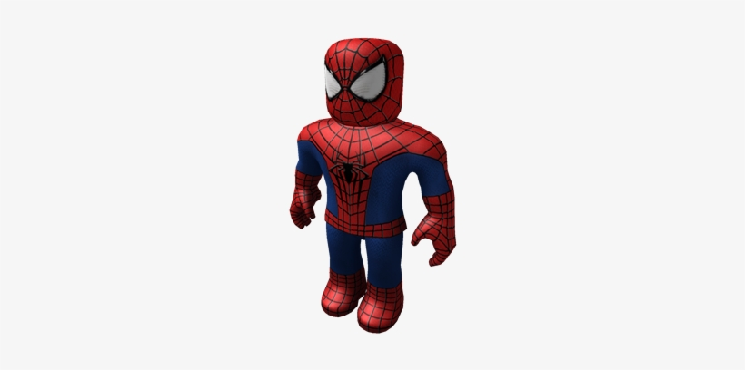 Spiderman Spiderman Roblox Png 420x420 Png Download Pngkit
