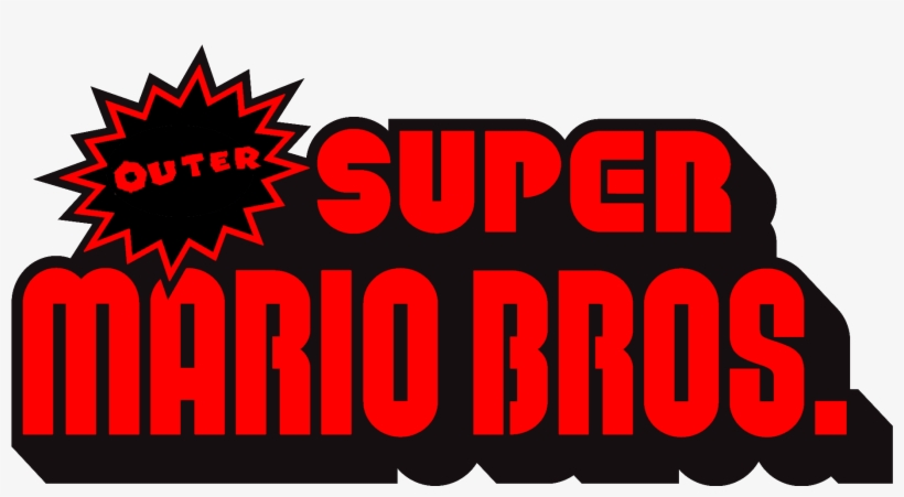 New Super Mario Bros Wii Logo 1906x921 Png Download Pngkit