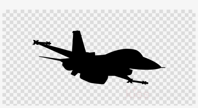 F 16 Silhouette Clipart General Dynamics F 16 Fighting Eyes With No Background 900x450 Png Download Pngkit