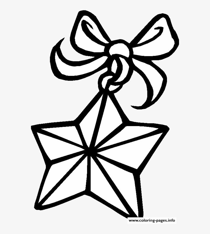 Download Star Of Bethlehem Christmas Stars Coloring Pages Printable Full Size Png Image Pngkit