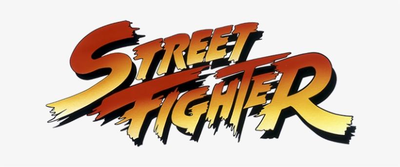 Street Fighter Street Fighter Logo 700x315 Png Download Pngkit