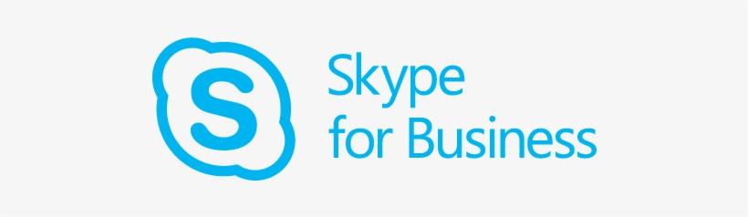 Skype For Business Logo Png Black And White Stock Skype For