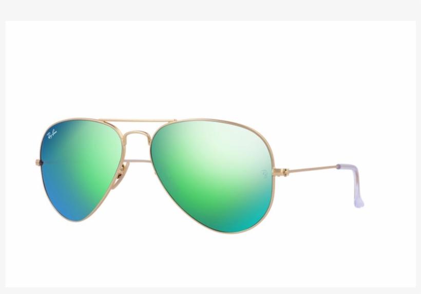 65322f288e Aviator Sunglasses Png Green - Ray-ban