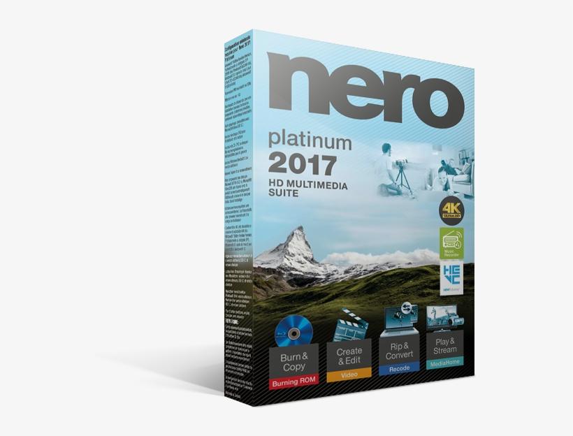nero platinum 2018 download