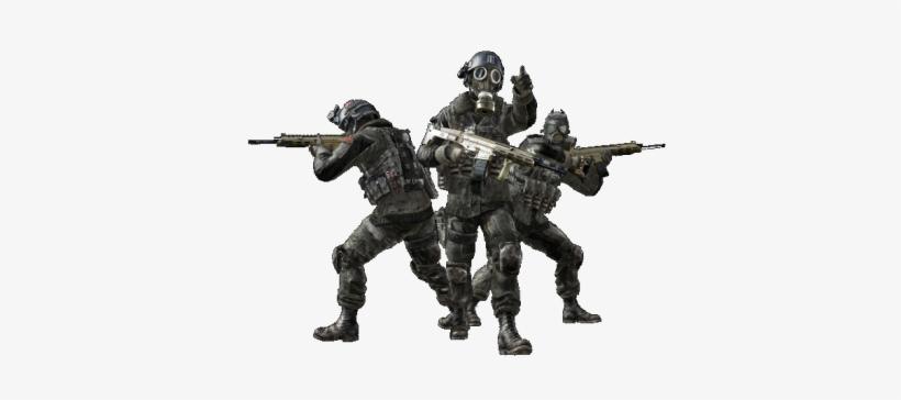 Transparent Call Of Duty Background Modern Warfare 3 Spetsnaz