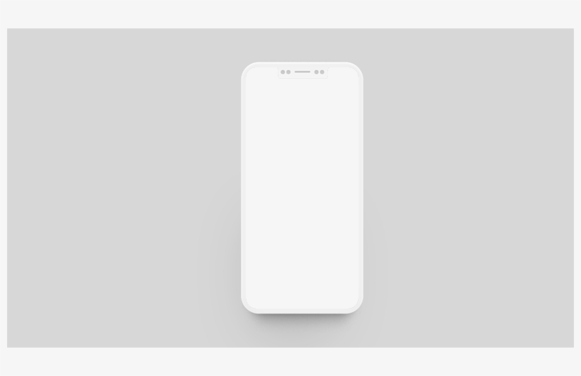 Iphone 8 Plus 64gb - Transparent Background Iphone 8+ Png, Png ... | 530x820