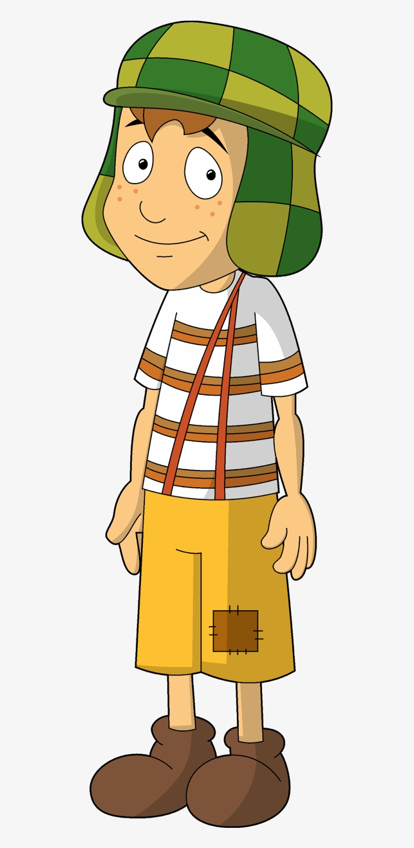 Chaves Png Chaves Em Desenho Animado Chaves 982x1600 Png