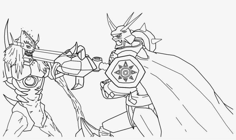 65 Best Digimon Coloring Pages for Kids - Updated 2018 | 486x820