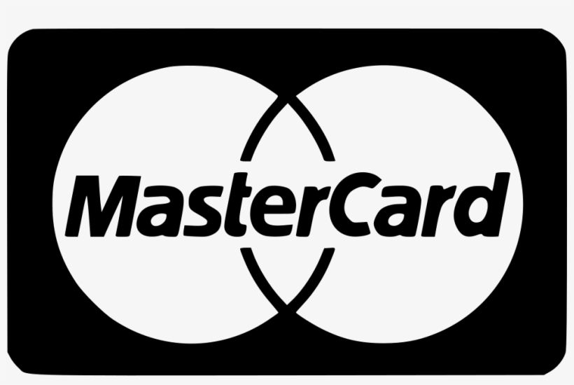 Mastercard Comments - Mastercard Logo White Png - 11x11 PNG