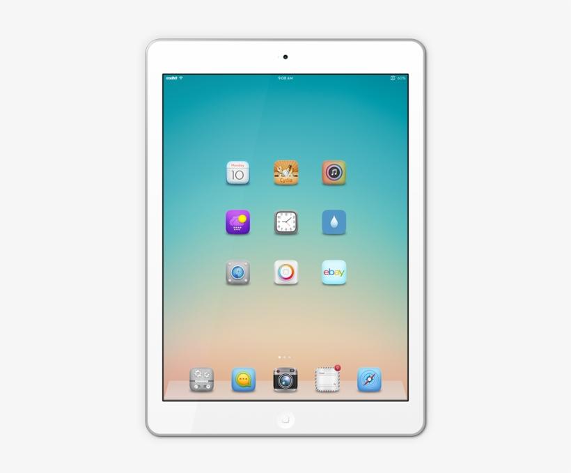 Ipad Air Screen Repairs Pan Mobile - Tablet Computer - 600x600 PNG