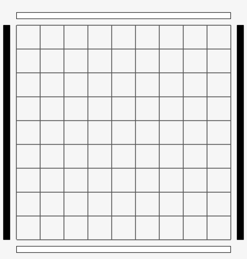 Shifty Is Played On An Initially-empty Square Grid, - Transparent 10