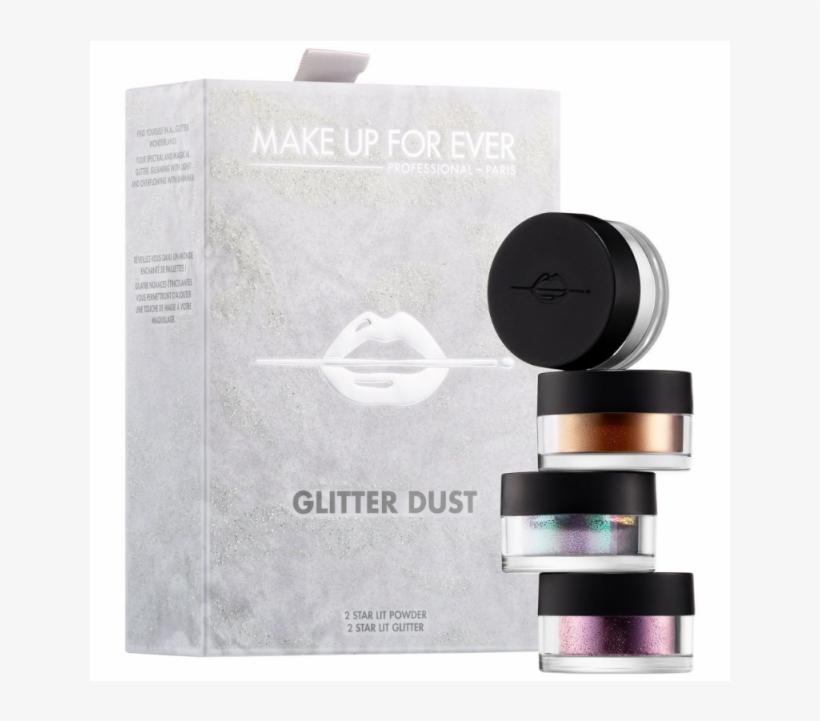Make Up Forever Glitter Dust Set - Makeup Forever Glitter Dust Set