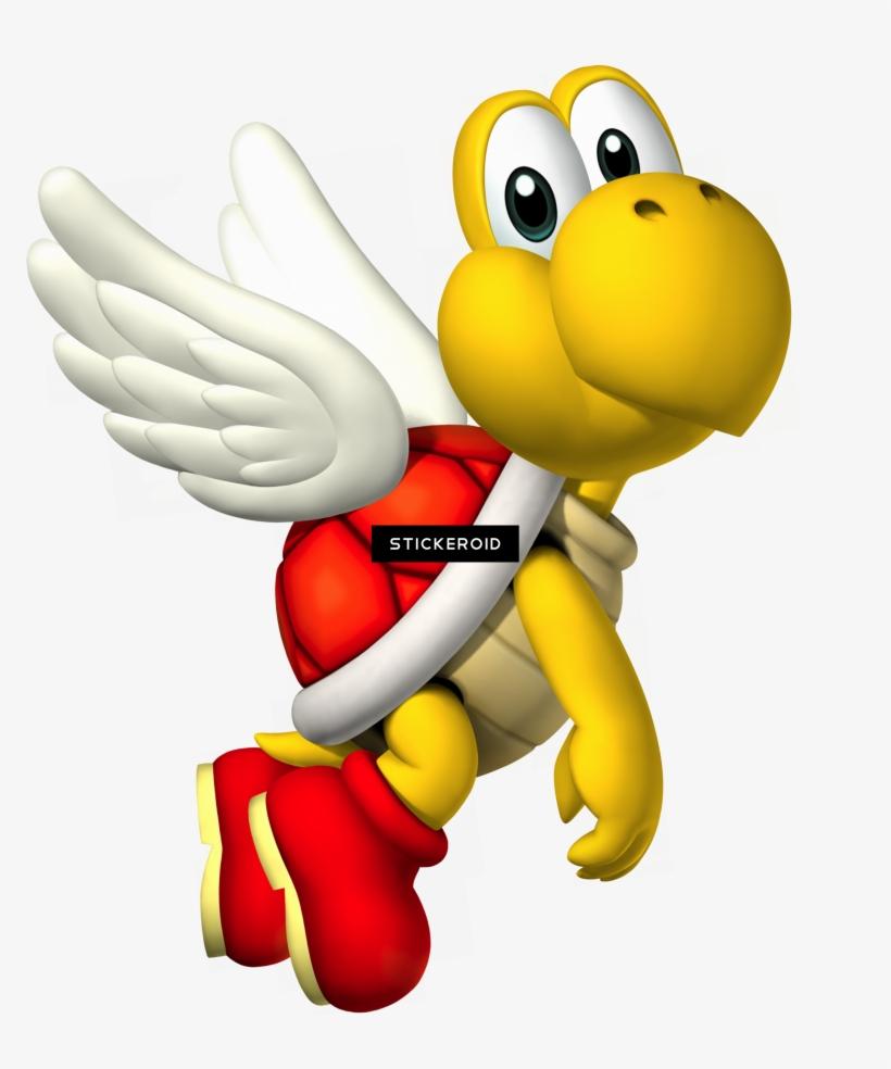 Mario Bros Koopa Troopa 2121x2442 Png Download Pngkit