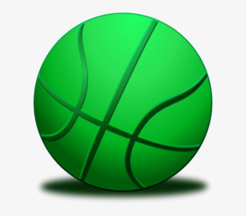 Картинка мяч зеленый