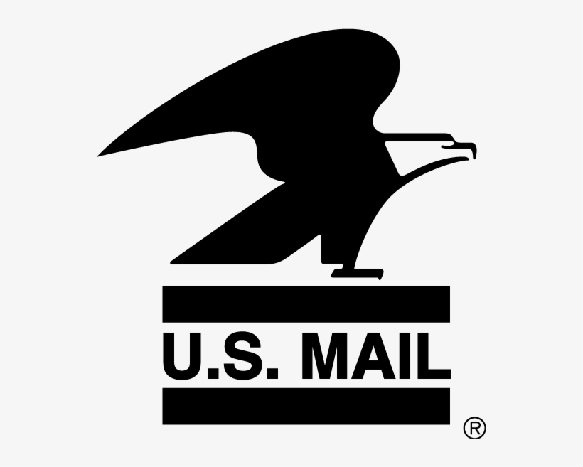 Free Vector Us Mail Logo United States Postal Service Logos 547x577 Png Download Pngkit