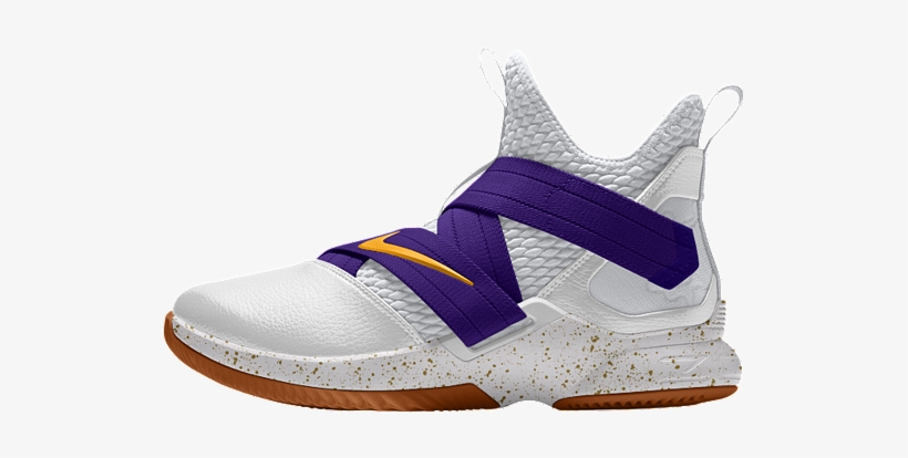 94f0f6d79552 Nike Lebron X11 Shoes Lebron Sol R Xii Id Basketball - Nike Lebron James  Lakers
