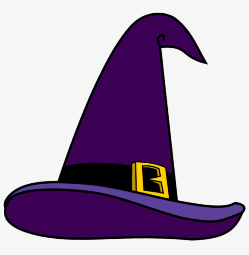 Witch Hat Clip Art Cliparts Co Halloween Witch Hat Clipart 846x804 Png Download Pngkit