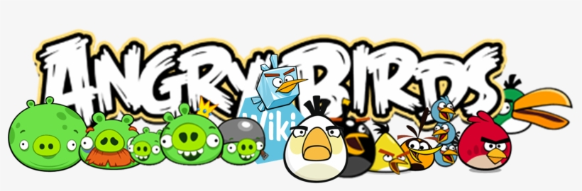 Angry Birds Wiki Angry Birds Png Hd 1502x422 Png Download Pngkit