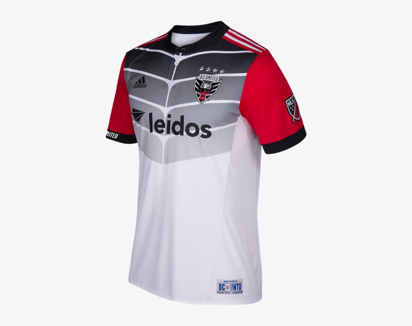 super popular 23753 929ab Dc United 2017 Authentic Away Jersey /// The All New - Dc ...