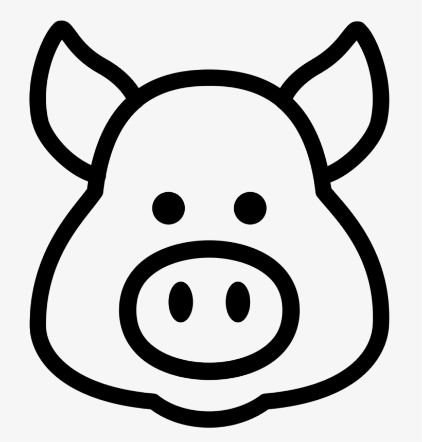 Large Size Of How To Draw A Realistic Pig Face Peppa Pig Head