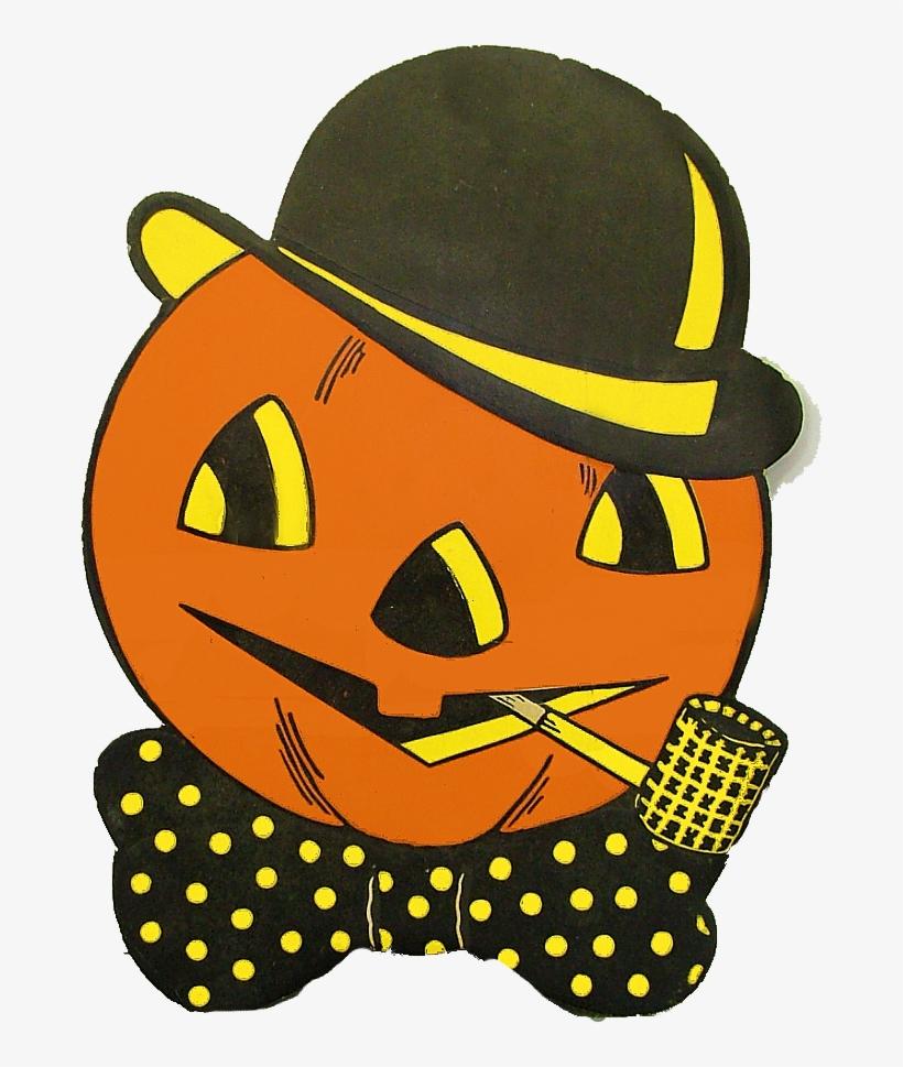 Vintage Halloween Vintage Free Printable Halloween Decorations