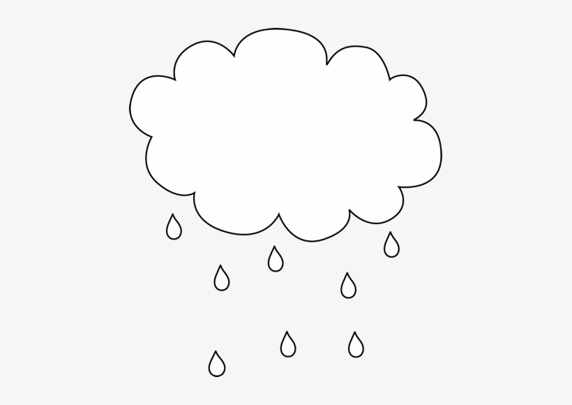 black and white rain cloud clipart rain cloud black background 449x500 png download pngkit black and white rain cloud clipart