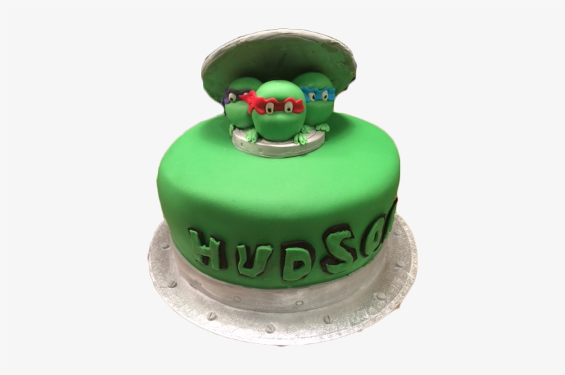 Pleasant Teenage Mutant Ninja Turtles Birthday Cake Ninja Turtle Cake Png Funny Birthday Cards Online Fluifree Goldxyz
