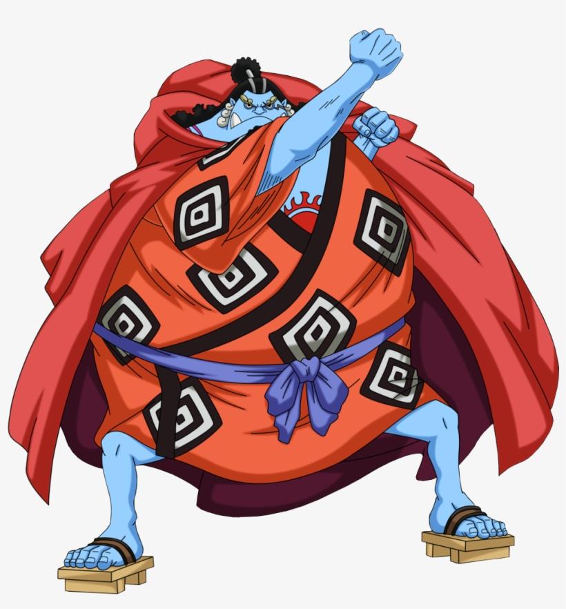 Jinbe Jinbei One Piece Transparent 1024x1249 Png Download Pngkit