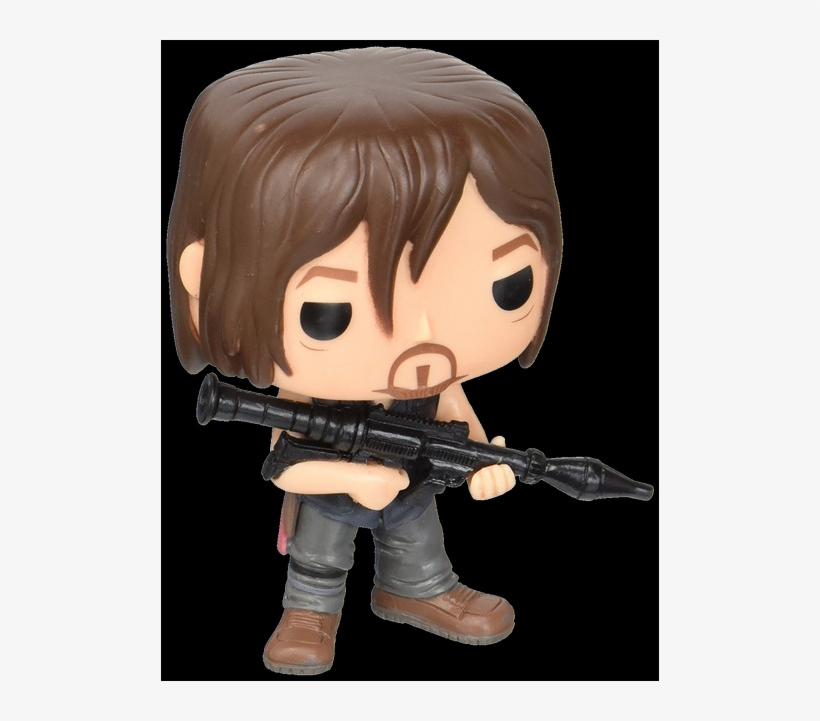 The Walking Dead Funko Pop Tv Walking Dead Daryl Rocket