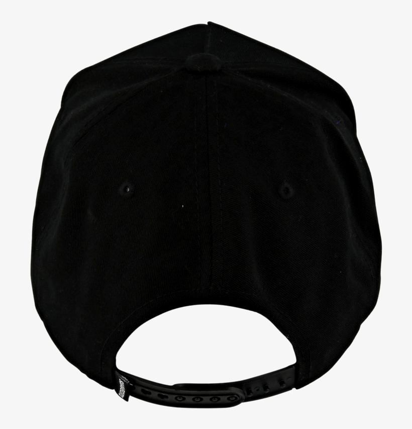 085a0463fc4 Monument Black Snapback Cap - Cap Top View Png - 1000x800 PNG ...