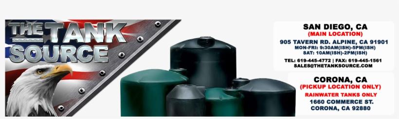 The Tank Source - Norwesco 1075 Gallon Water Storage Tank