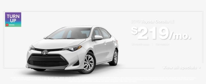 Prev Toyota Corolla Le 2018 Price