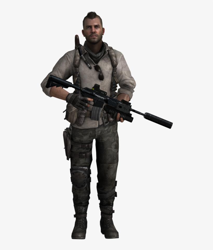 John Soap Mactavish By Darkapp Modern Warfare Call Of Duty